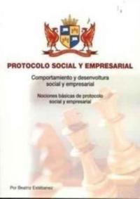 Protocolo social y empresarial