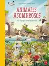 Animales asombrosos Un viaje por el mundo animal - - 9788491072317