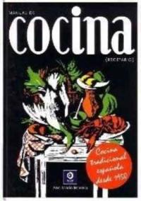 Cocina Tradicional Española | Manual De Cocina Recetario Cocina Tradicional Espanola Desde 1950