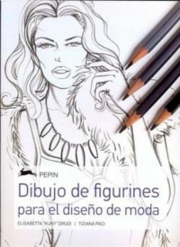 Dibujo De Figurines Para El Diseño De Moda Elisabetta Kuky Drudi